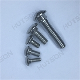 不锈钢大半圆头马车螺栓       可非标定制