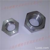 SUS317L六角螺母-不锈钢紧固件