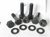 专业生产6.8级六角螺栓螺丝 半螺纹螺栓螺丝 DIN931  紧固件 标准件