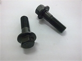 专业生产10.9级高强度标准紧固件法兰面螺栓螺丝 DIN6921 外六角法兰面螺栓螺丝