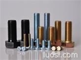 专业生产8.8级高强度标准紧固件六角螺栓螺丝 DIN933 全螺纹螺栓螺丝