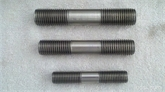 专业生产高强度标准紧固件等长双头螺栓 等长双头螺柱 GB901 8.8级