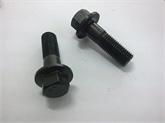 专业生产10.9级高强度标准紧固件六角头法兰面螺栓螺丝 GB5787