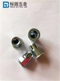 平头半六角铆螺母拉帽 厂家直销现货供应螺母M6包邮