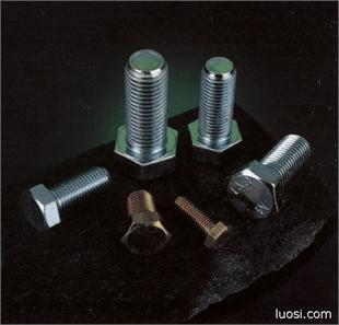 供应10.9级高强度标准紧固件六角螺栓螺丝 GB5783 全螺纹螺栓螺丝