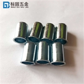 小头圆柱螺帽拉铆螺母规格齐全 厂家直销价格优惠品质保证 量大价更优