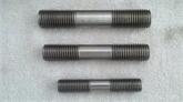 专业生产高强度标准紧固件8.8级等长双头螺栓 GB901 等长双头螺柱