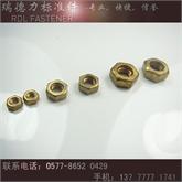 现货供应六角铜螺母 螺帽  GB52 GB6170