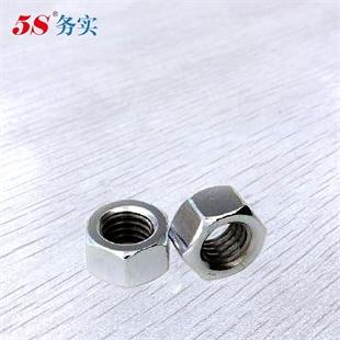 304不锈钢 GB6175 厚六角螺母/加厚螺帽