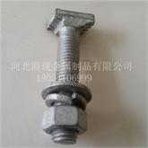 M12*50T型螺栓30*20预埋槽钢专用T型螺栓
