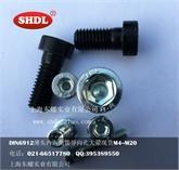锌DIN6912现货-8.8级内六角薄圆柱头带导向孔螺钉