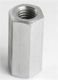 304不锈钢 六角长螺母 DIN6334