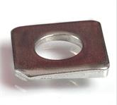 304不锈钢 槽钢用方斜垫圈 GB/T853