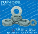 钢质材质加宽外径防松垫圈TB16SP