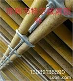 厂家定做:新型三段式止水螺栓、穿墙丝、双头丝。价格低交货快