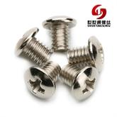 湖南紧固件厂家生产M4十字伞头标准件螺丝 现货