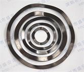 JB/T7590电机钢质波形垫圈,4波浪,5波浪,多波浪垫圈