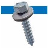 Bossard BN 53 锥尾建筑螺钉 部分/全螺纹 不带密封垫圈