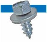 Bossard BN 68 锥尾建筑螺钉 部分/全螺纹 不带密封垫圈
