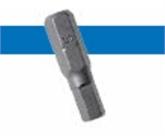 Bossard BN 20009 螺丝刀刀头,1/4英寸 用于内六角螺钉,短型