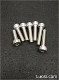 厂家直销304不锈钢螺栓 内六角螺钉