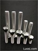 现货供应 304螺丝 不锈钢螺栓 六角螺丝