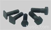 专业生产 高强度标准件 发黑方头螺栓