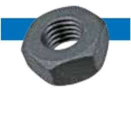 Bossard BN 14070 高强度六角螺母 用于高强度六角头螺栓 钢  10 热浸镀锌