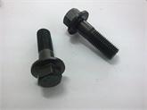 厂家直销法兰面螺栓 高强度国标外六角法兰面螺丝 六角螺栓