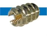 Bossard BN 242 自攻自切螺纹嵌套 用于软塑胶和木材