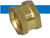 Bossard BN 964 螺纹嵌套 A型;开口;短型