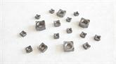 立禾/DIN928/GB13680四角焊接加厚螺母/加厚点焊螺母(M5)现货
