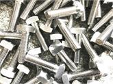 专业生产201 304  316L材质不锈钢外六角螺栓方头螺栓异形螺栓M3-M64