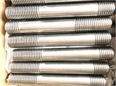 生产不锈钢201 304 316 2520 321材质双头螺柱