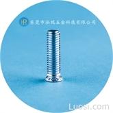PEM 压铆螺钉 304不锈钢  圆头压铆螺丝 FH-M3  花齿压铆螺母 压铆件