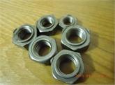 DIN929   DIN928六角焊接螺母   四方焊接螺母