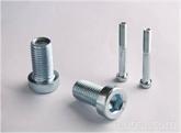 高强度六角螺栓 40CR 35CRMO圆柱头内六角螺丝 8.8级镀锌内六角螺栓