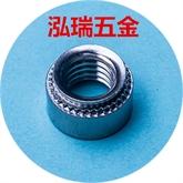 厂家直销 压铆螺母S-M2.5-0 M2.5-1 M2.5-2现货 花齿螺母