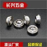 厂家直销浮动螺母不锈钢304调节螺母非自锁钣金压铆螺母浮动螺母AC-M3M4M5