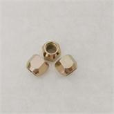 立禾/DIN980V全金属锁紧螺母/汽车轮毂螺母(1/2-20)