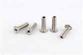 定制不锈钢打孔螺丝M5M6M8