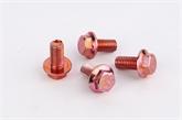 GB5787法兰螺栓8.8级10.9级法兰螺丝M8M10M12M16M20