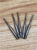 直槽丝锥进口含钴高速钢小径手动丝攻手机专用丝锥益泽切削工具厂家直销