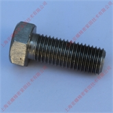 C1-50不锈钢全螺纹六角头螺栓EN24017 规格齐全