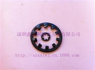 供应 GB861/DIN6797I 内齿锁紧垫圈 内齿华司 深圳厂家