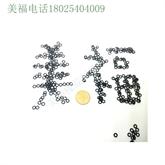螺丝硅胶防水圈O型圆形 广东深圳现货 尺寸2.2*0.8*0.7mm