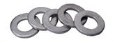 碳钢平垫圈 DIN125 M12 机械镀锌