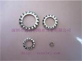 供应 DIN6798A GB862.2外锯齿锁紧垫圈 规格齐全 深圳厂家 现货