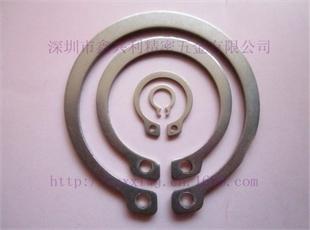 供应 不锈钢 GB894 外卡簧 轴用卡簧