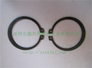 专业生产弹簧钢  DIN471 弹性卡簧 轴用挡圈